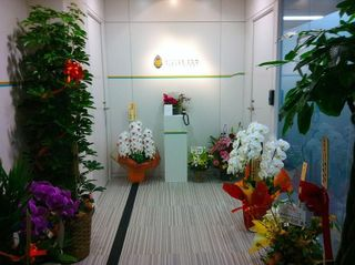 New tokyo office entrance